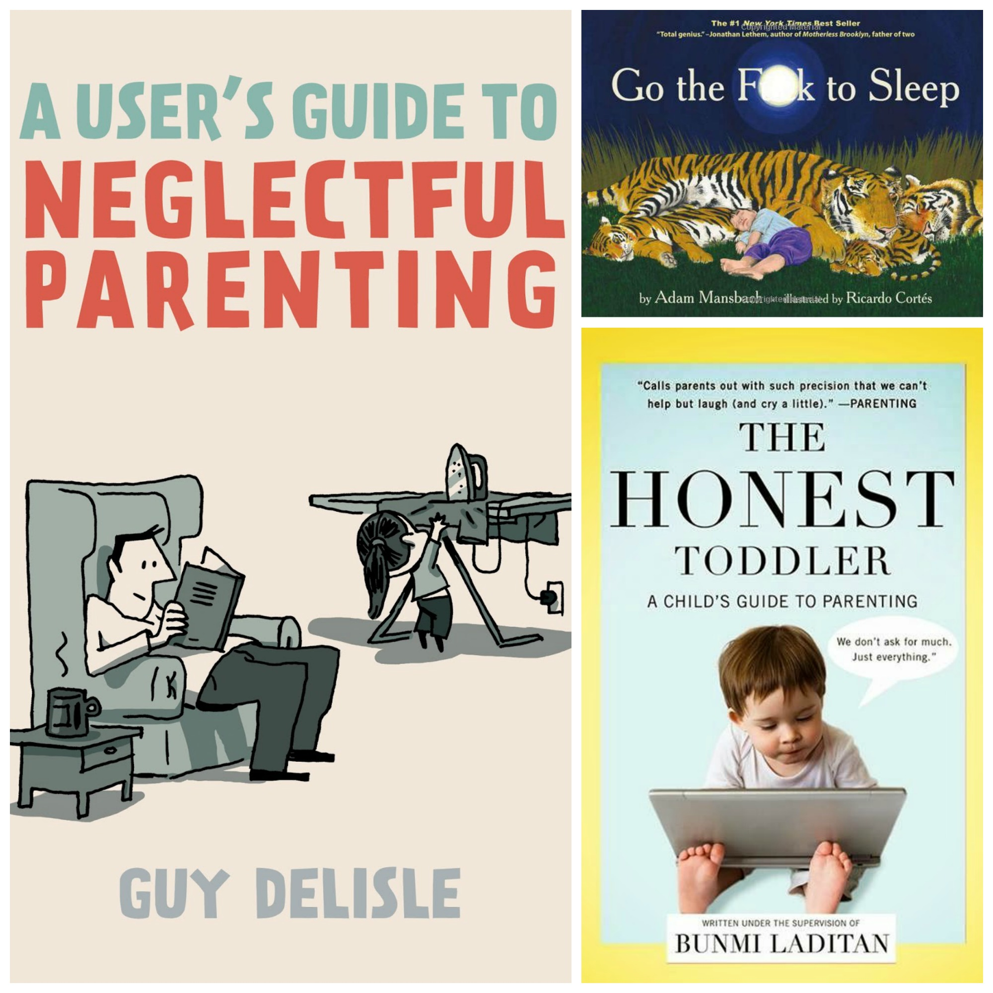 bad parenting books