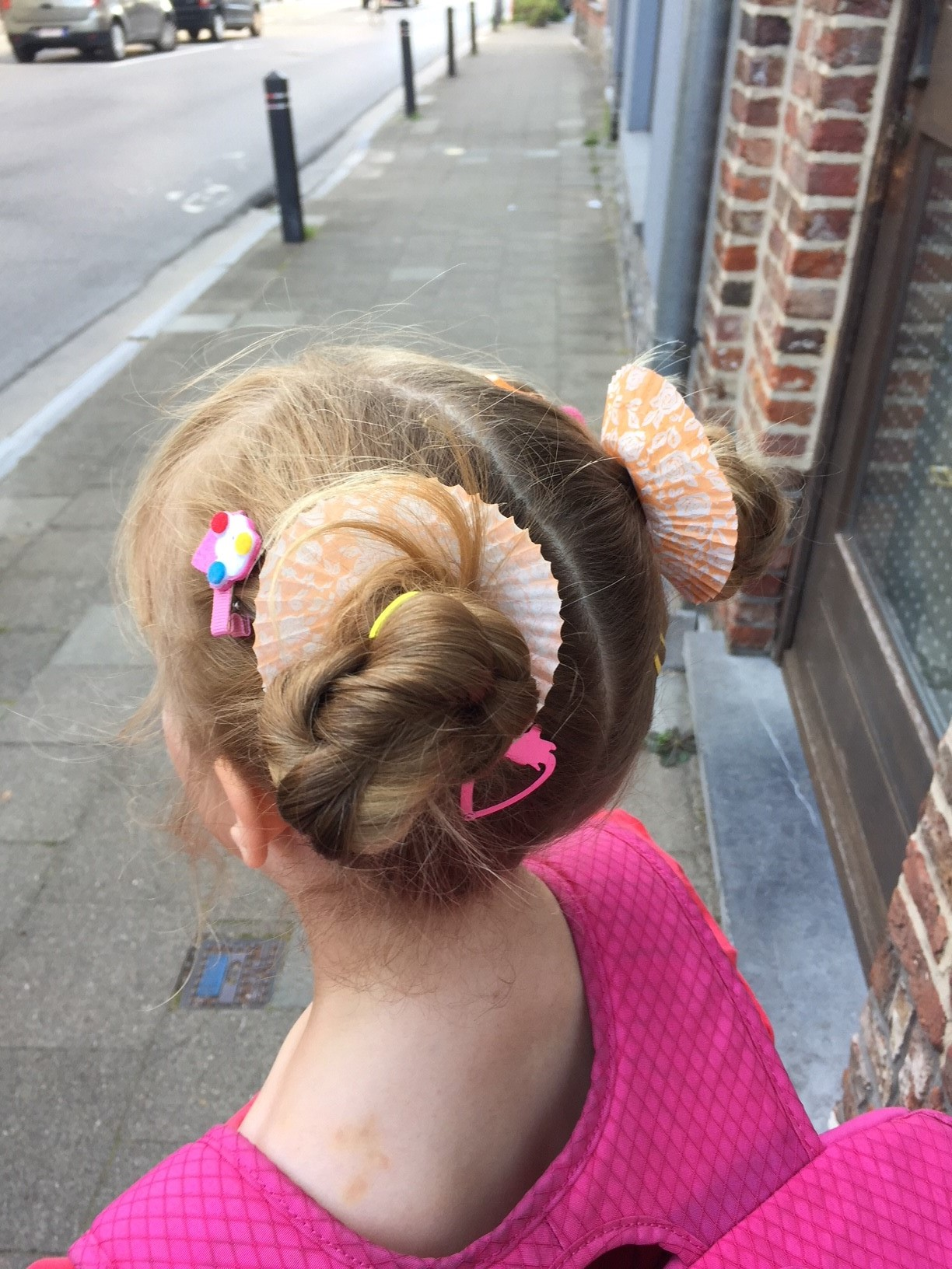 cupcakes crazy hair